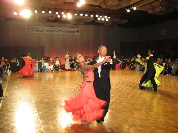 ダンスショー1