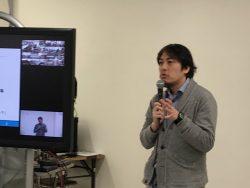 北海道の貧困、上山さん講演